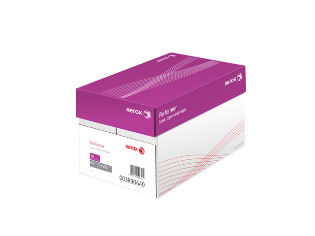 Xerox Paper A3 80gsm White - Performer 500 Sheets