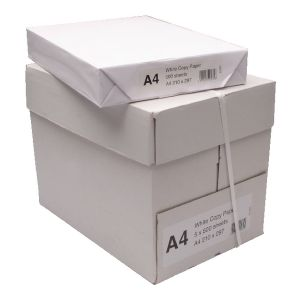 Planet A4 Copier Paper - 80gsm Box of 5 Reams