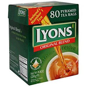 Lyons Tea Original - 80 Bags