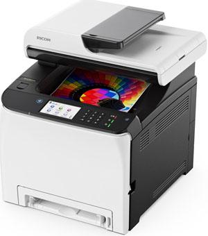 Ricoh SPC 262 A4 Colour Laser Printer