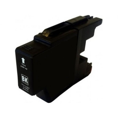 Compatible Brother LC1280XLBK (Not for LC1240BK) Black 60ml 2400 Pages