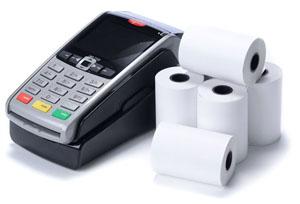 57mm x 40mm x 12.7mm Credit Card Rolls