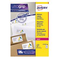 Avery L7159-100 Addr Labels Wht Pk2400