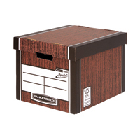 Fellowes Premium Presto Storage Box Pk10