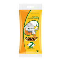 Bic 2 Sensitive Shavers 838528 Pk100