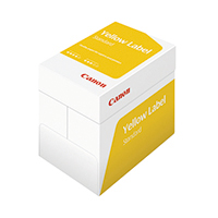 Canon A4 Yellow Label Paper 5xReams
