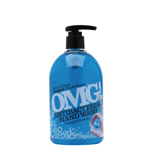 OMG Antibacterial T Tree Hand Wash 500