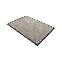 Doortex Dust Cntrl Mat 900x1500 Blk Wh