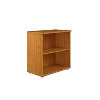Serrion 800mm Small Bookcase Oak