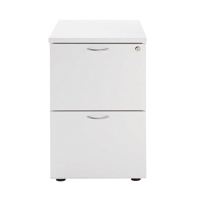 FF Jemini White 2 Drawer Cab