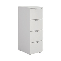 FF Jemini White 4 Drawer Cab