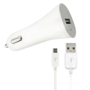 Reviva Micro USB Cable In Car Charger