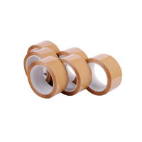 Packaging Tape 48mmx66m PP Brown Pk6