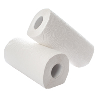 2Work Kitchen Roll White Pk24