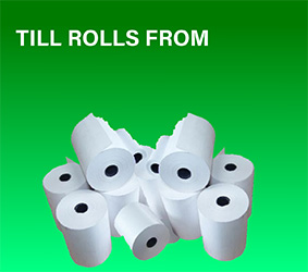 Thermal Till Rolls 80mm x 70mm